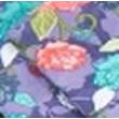 Virág mintás környezetbarát oldaltáska különböző színkombinációban 1 db.