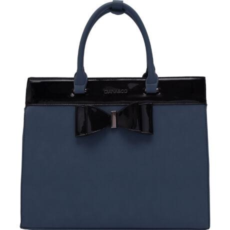 Diana masnis táska kék