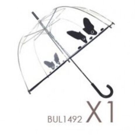Esernyő női kutyamintás