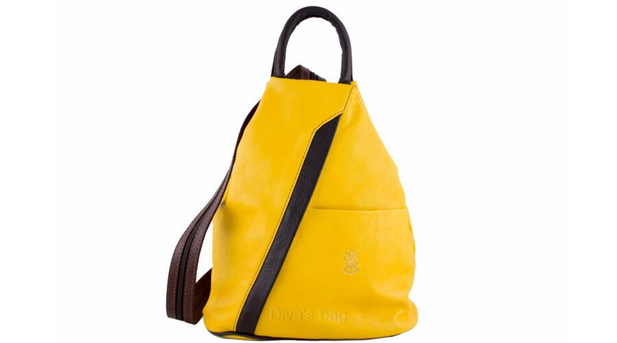 Stefania valódi bőr hátitáska - TáskaTár - a divatos női táska és férfi  táska webáruház 906902ae24
